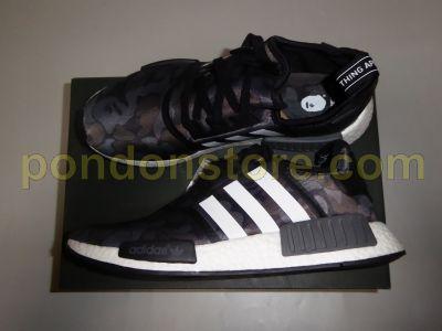 new concept f019d cc67f A BATHING APE : adidas NMD R1 bape black camo [Pondon Store]