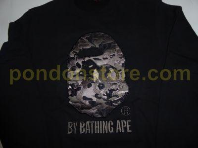 2772c8589fa A BATHING APE   mastermind Japan x bape crewneck  Pondon Store