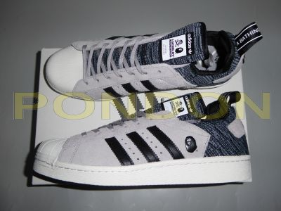 Adidas Superstar Boost PK (Core Black & Off White) End