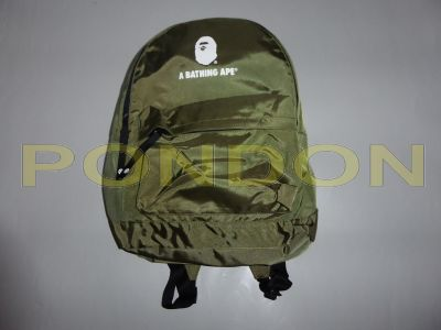 36daec4c A BATHING APE : bape happy new year bag olive 2018 [Pondon Store]