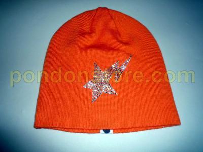 6ede94b2e30 A BATHING APE   bape star rhinestone red knit cap beanie   sale ...