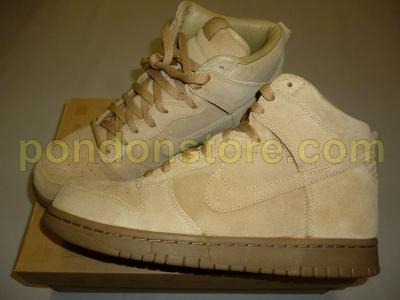 official photos 00ed0 5e7b0 nike   Nike dunk high 08 APC sp beige