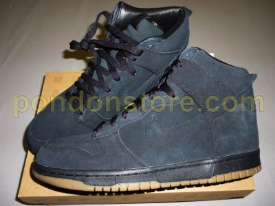 new products 37a99 641d9 nike   Nike dunk high 08 APC sp black