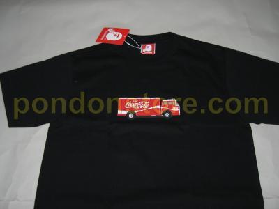 cadc37732 A BATHING APE : bape x Coca Cola truck black tee [Pondon Store]