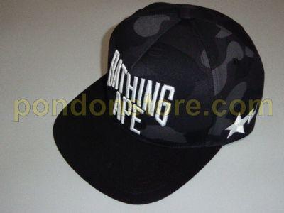 A BATHING APE   bape x RSVP 1st camo snapback cap black  Pondon Store  5178197c3ec