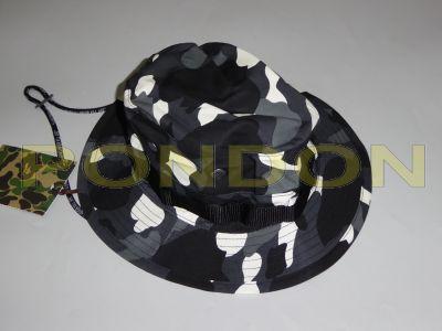 A BATHING APE   bape city camo hat black  Pondon Store  be1679344
